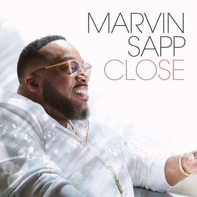 Marvin Sapp - Close cover
