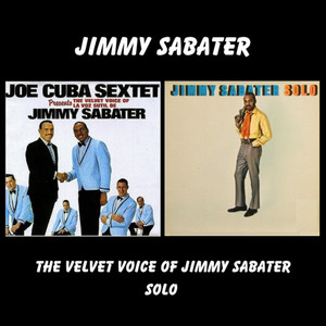 Jimmy Sabater The More I See You cover