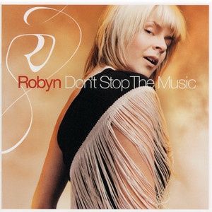 Don't Stop The Music Albumcover