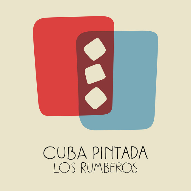 Album cover for Cuba Pintada by Los Rumberos