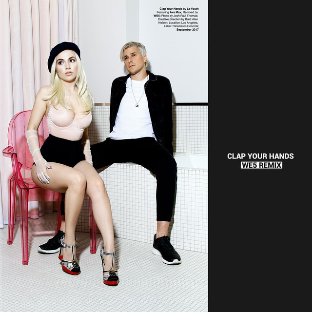 Clap Your Hands (feat. Ava Max) [WE5 Remix]