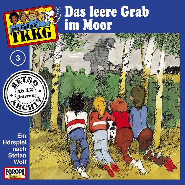 003 - Das leere Grab im Moor Cover