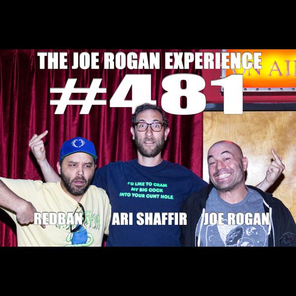 #481 - Ari Shaffir