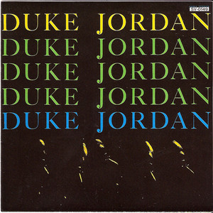 Duke Jordan Night in Tunisia cover