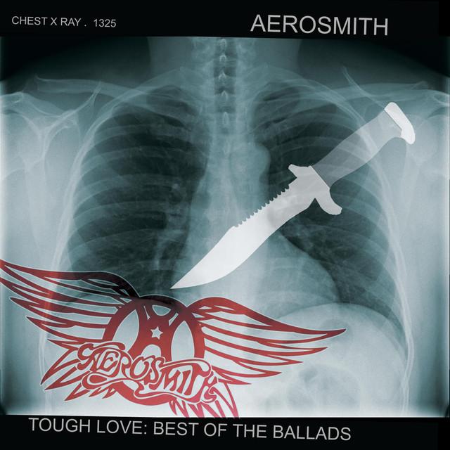 Aerosmith Best Ballads album cover