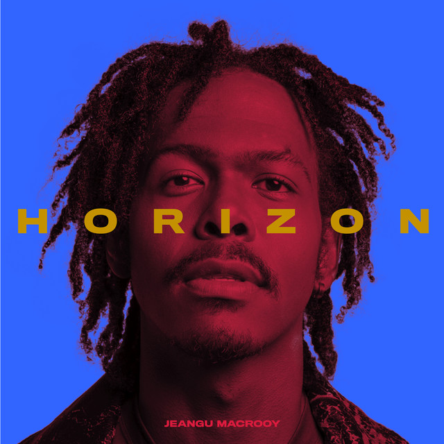 Album cover for Horizon by Jeangu Macrooy