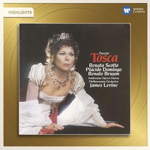 Puccini: Tosca (Highlights) Albümü