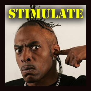 Stimulate Albumcover