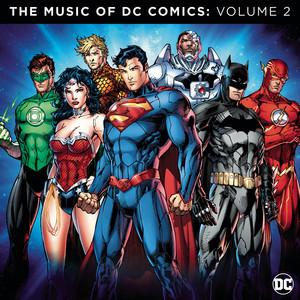 The Music of DC Comics: Volume 2 album