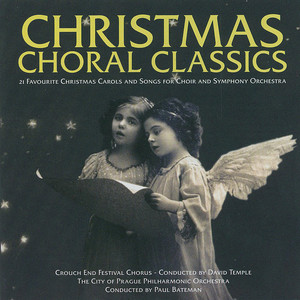 The City of Prague Philharmonic Orchestra, Crouch End Festival Chorus Happy Xmas (War is Over) cover