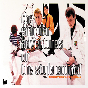 The Singular Adventures of the Style Council album