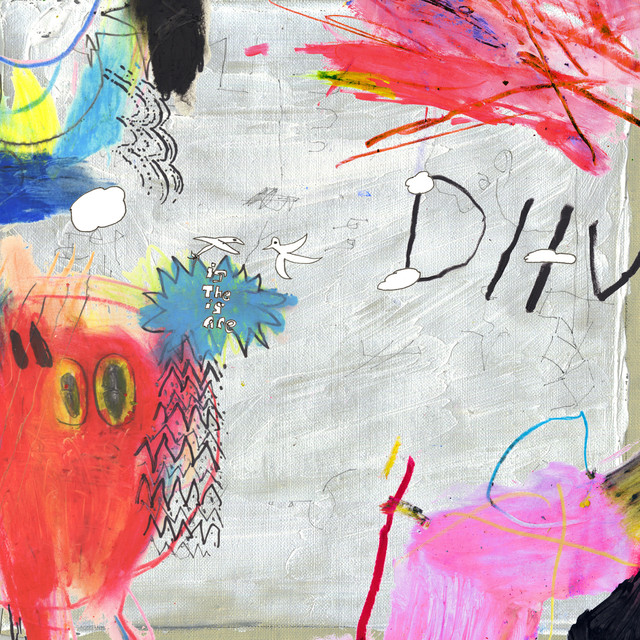 Album cover for Is the Is Are by DIIV