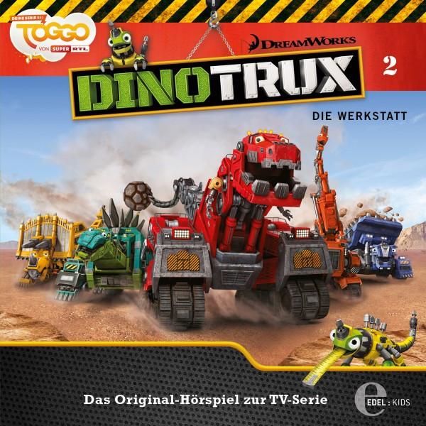 Folge 2: Die Werkstatt (Das Original-Hörspiel zur TV-Serie) Cover