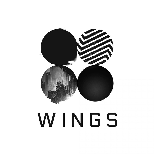 Album cover for WINGS by BTS