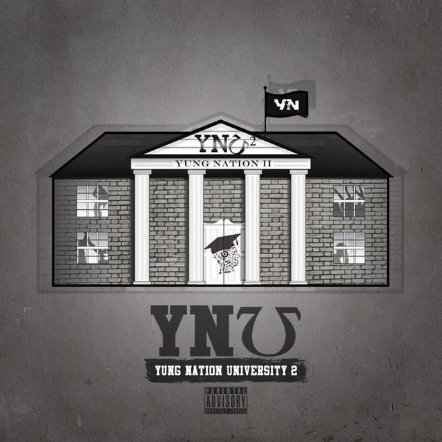 Yung Nation University 2 Albumcover