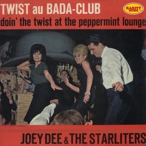 Doin' the Twist At the Peppermint Lounge album