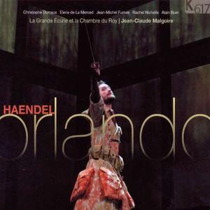 Handel: Orlando, HWV 31 (Live) Albümü