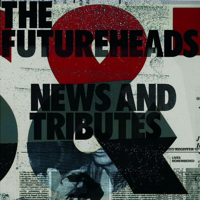 Album cover for News And Tributes by The Futureheads