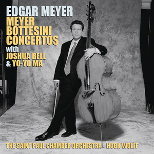 Meyer: Double Bass Concerto; Double Concerto; Bottesini: Double Bass Concerto No. 2; Grand Duo Concertant (Remastered) Albumcover