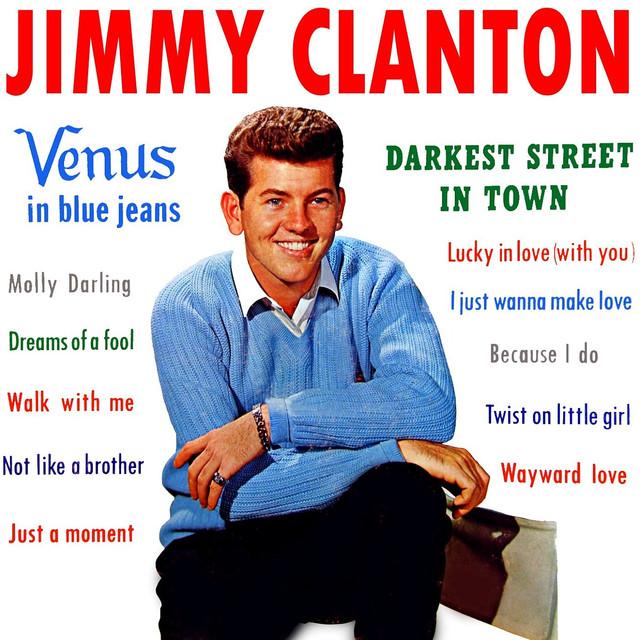 Venus in Blue Jeans cover