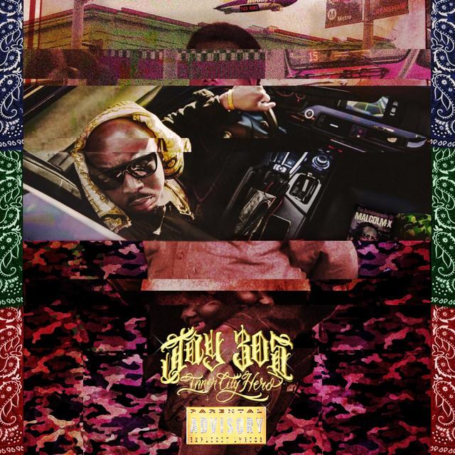 Inner City Hero Albumcover