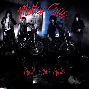 Mötley Crüe You're All I Need cover