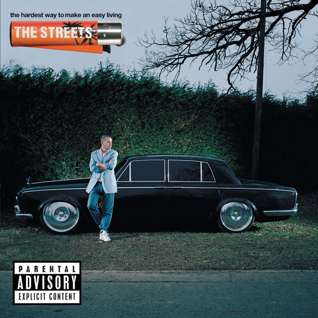 The Streets The Hardest Way to Make An Easy Living (US Version) album cover