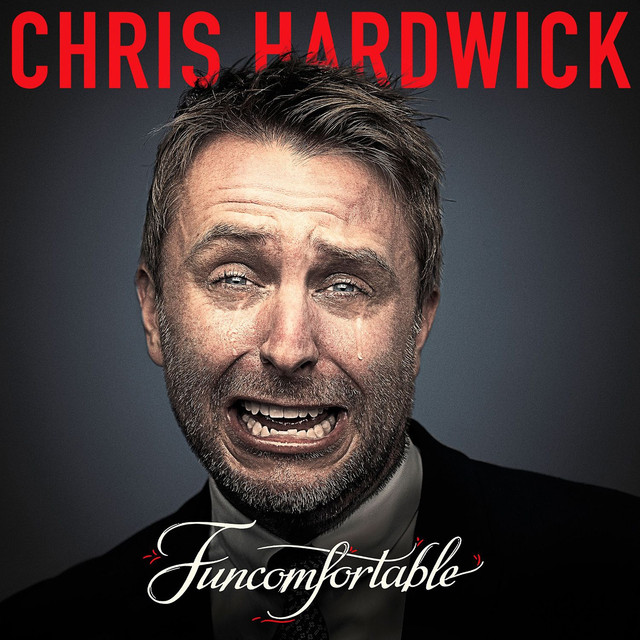 Album cover for Funcomfortable by Chris Hardwick