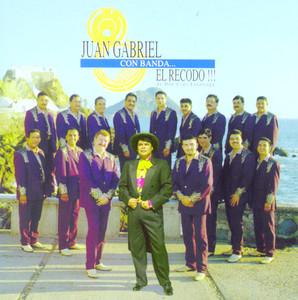 Juan Gabriel Con Banda... El Recodo Albumcover