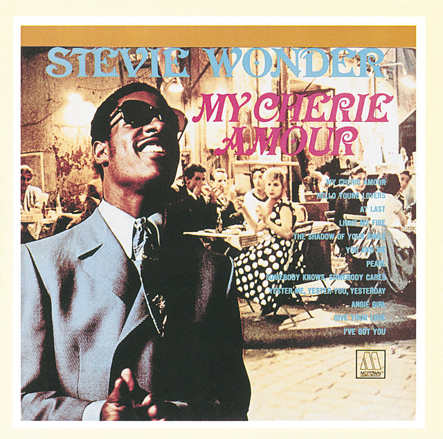My Cherie Amour A Song By Stevie Wonder On Spotify