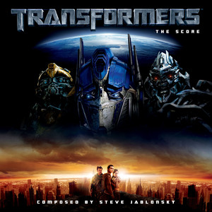 Transformers: The Score - Steve Jablonsky