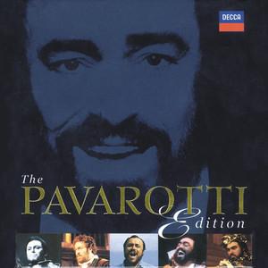 Luciano Pavarotti Caro mio ben cover