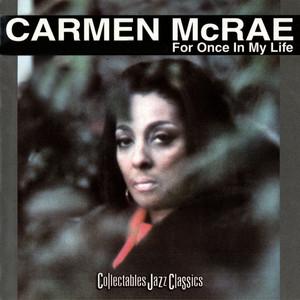 Carmen McRae The Look of Love cover