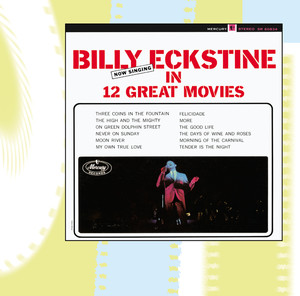 Billy Eckstine Tonight cover