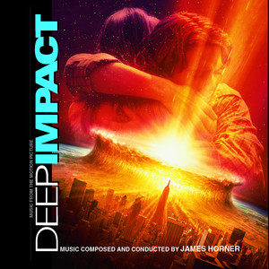 Deep Impact - Music from the Motion Picture Albumcover