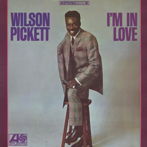 I'm In Love Albumcover