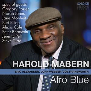 Afro Blue album