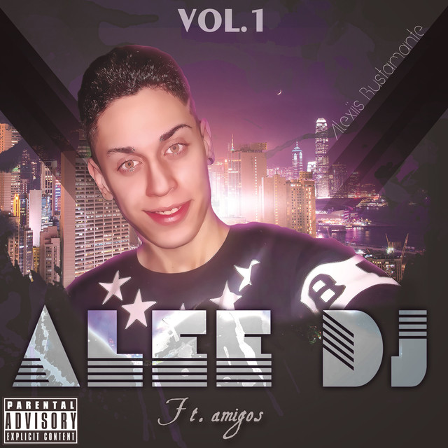 Album cover for Vol. 1 by aLee DJ
