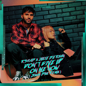 Don't Give Up On Me Now (Jonas Blue Remix) Albümü