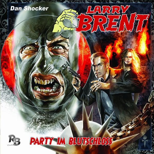 Folge 4: Party im Blutschloss Cover