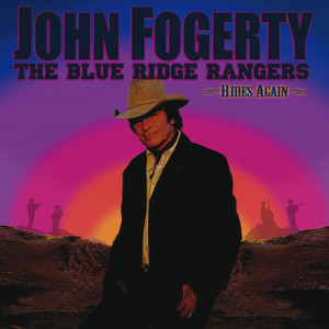 The Blue Ridge Rangers Rides Again album