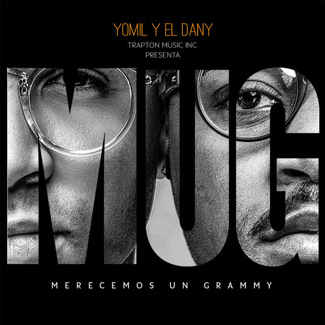 Album cover for Mug by Yomil y El Dany