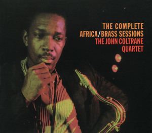 John Coltrane Quartet Africa (alternate take) cover