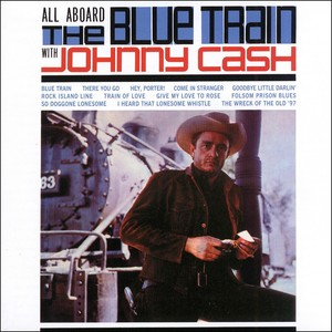 All Aboard The Blue Train Albumcover