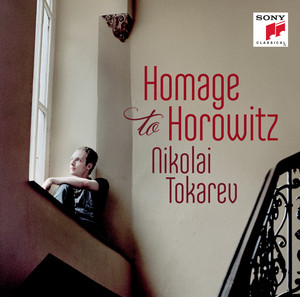 Homage to Horowitz Albumcover