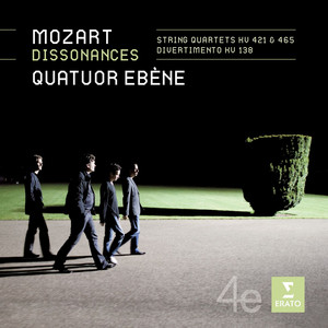 Mozart String Quartets Albümü