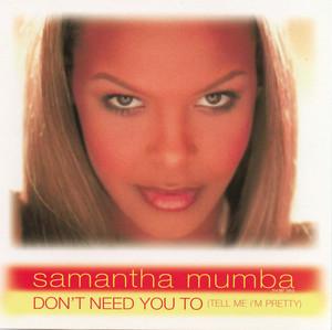 Samantha Mumba, Omero Mumba The Boy - Remix cover
