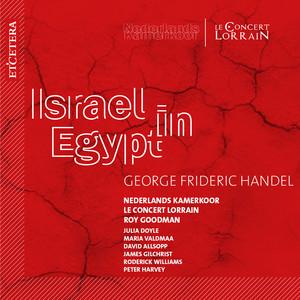 Handel: Israel in Egypt Albümü