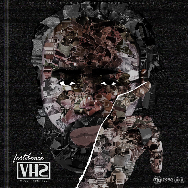 Album cover for Vice Haus 2 by ForteBowie