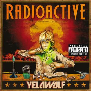 Radioactive Albumcover